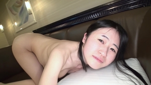Playing with sex toys asian