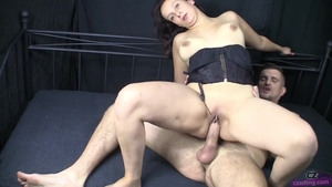 Creampie at casting very small tits czech