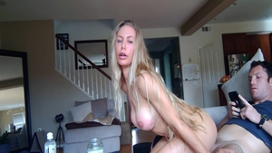 Nicole Aniston wishes hard nailining