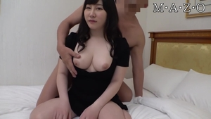 Hairy asian censored BDSM in HD