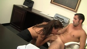 Rilynn Rae finds dick to fuck