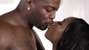 Good fuck escorted by gorgeous ebony amateur Chanell Heart