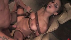 Super sexy spanish couple feels up to punishment