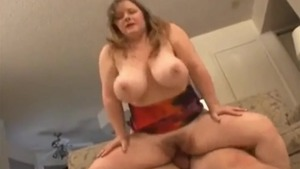 Raw ramming hard accompanied by outstanding cougar